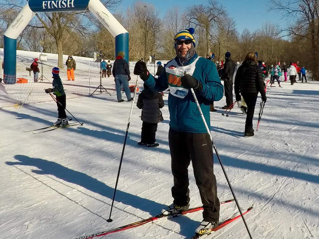 Rennet '19 Freestyle 10k XC Ski Race